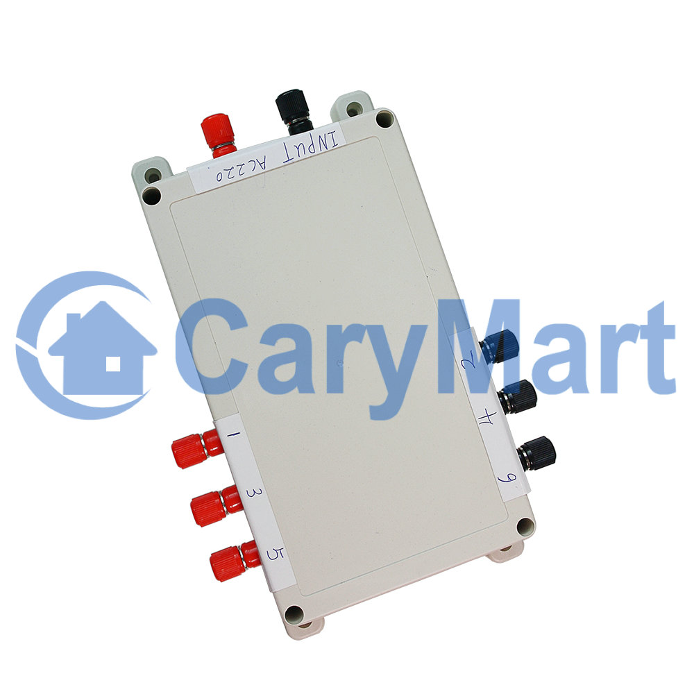 4 Kanal AC 220V 30A Funk Fernkontroller kontrollieren zweipolig ...