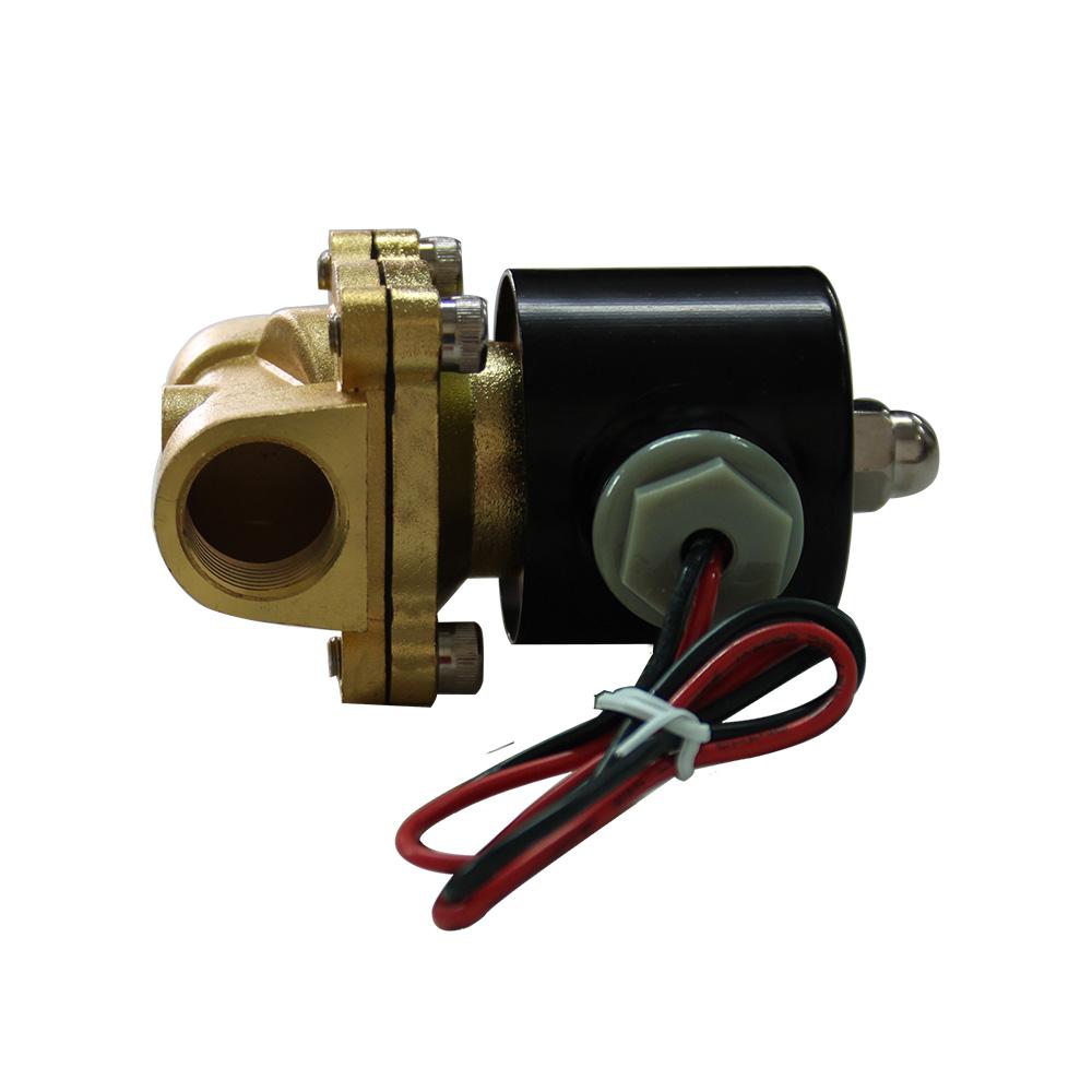1 4 1 2 3 4 1 ac 230v elektrische magnetventil messing. Black Bedroom Furniture Sets. Home Design Ideas