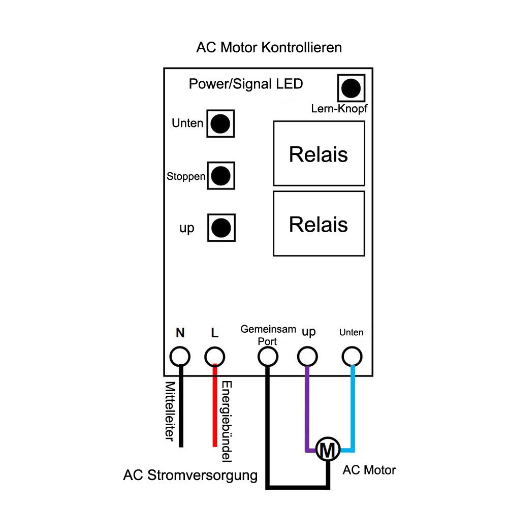 Charmant Verdrahtung Ac Motor Fotos - Elektrische Schaltplan-Ideen ...